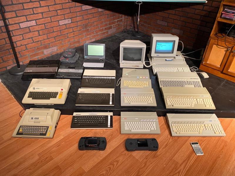 My Atari Collection
