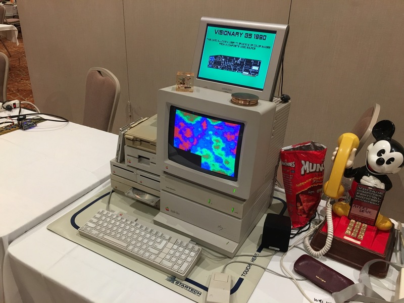 Full on Apple IIgs